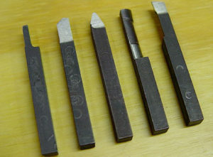 Metal-Lathe-Tools--Straight-Round-Nose-Tools
